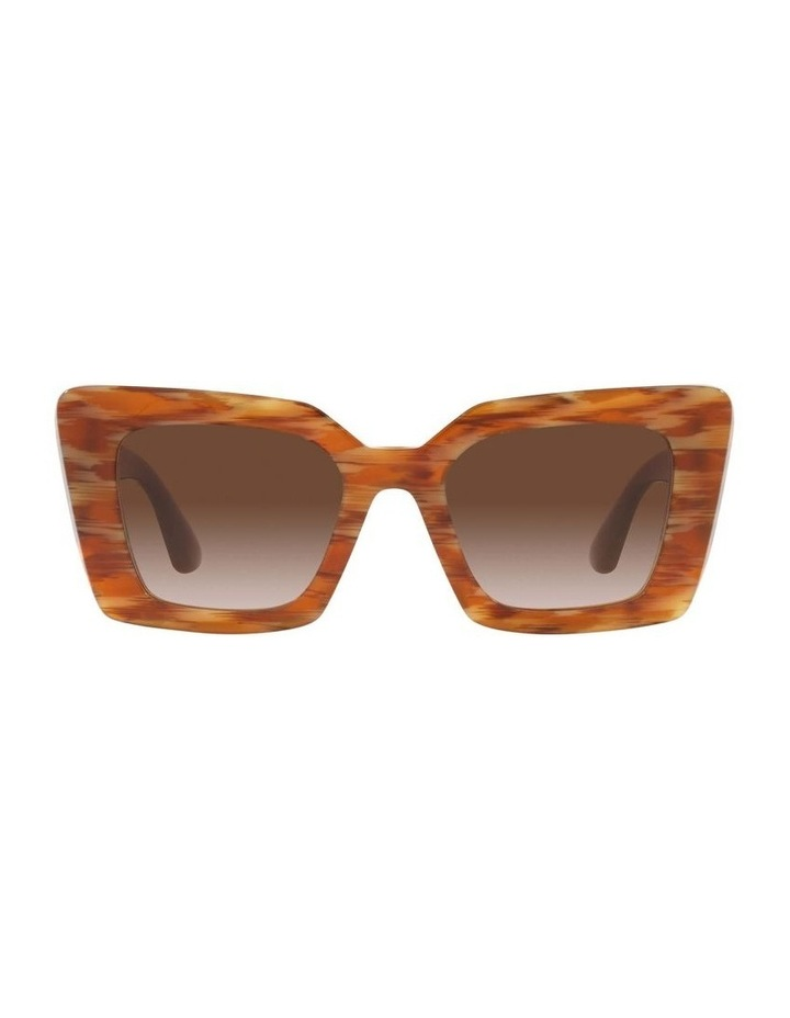 BE4344 Spotted Brown Sunglasses image 2