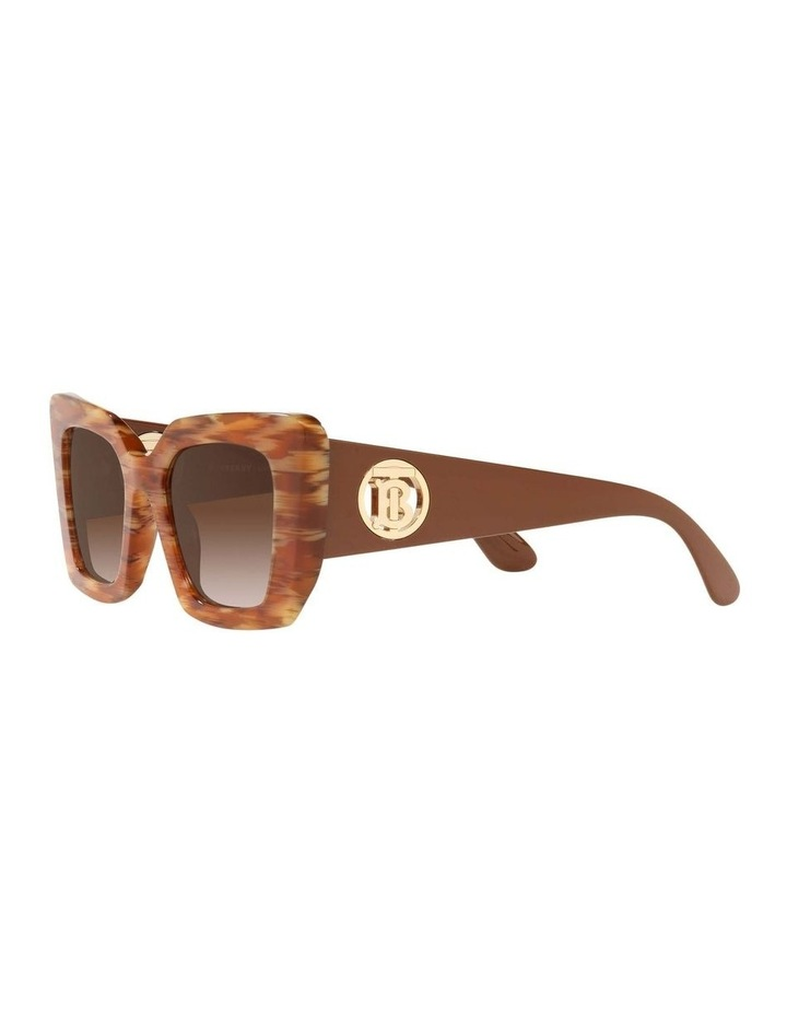 BE4344 Spotted Brown Sunglasses image 3