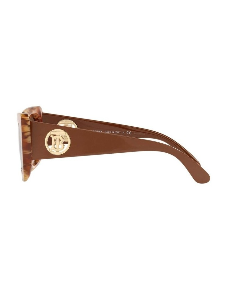 BE4344 Spotted Brown Sunglasses image 4