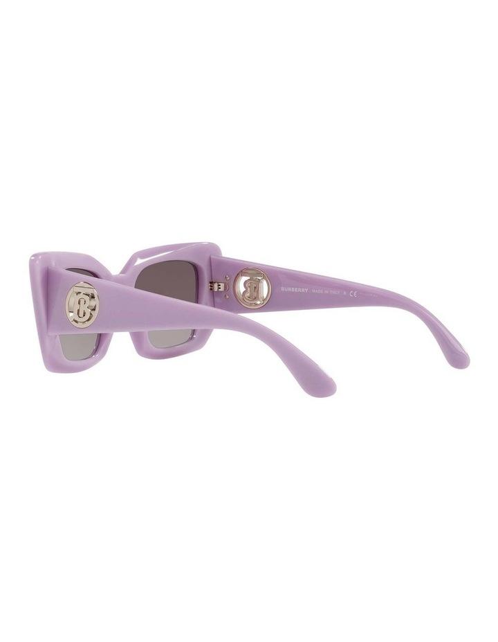 BE4344 Lilac Sunglasses image 5