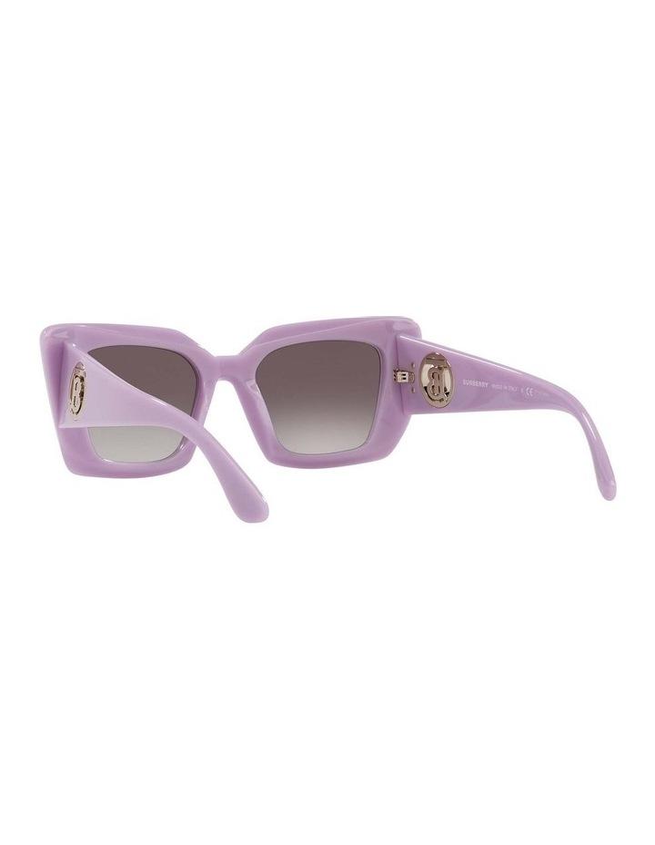BE4344 Lilac Sunglasses image 6