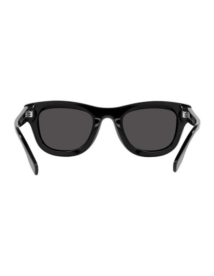 BE4352 Black Sunglasses image 7