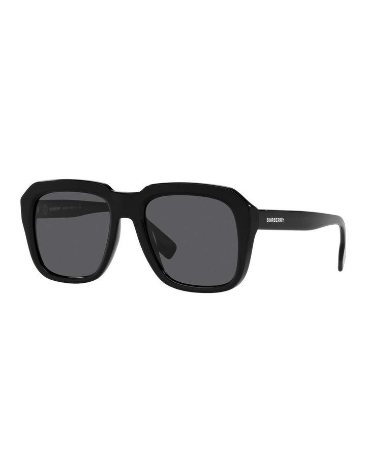 BE4350 Black Sunglasses image 1