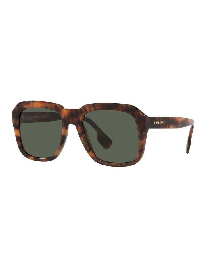 BE4350 Brown Tortoise Sunglasses image 1