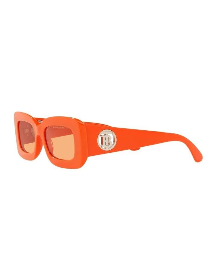 BE4343 Orange Sunglasses image 3