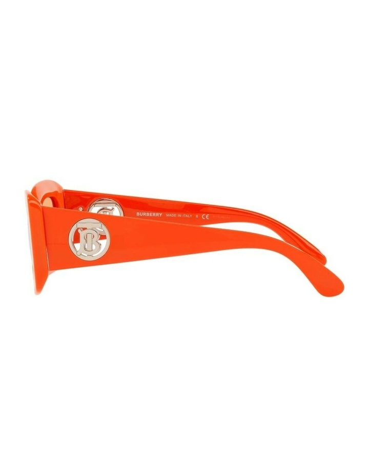 BE4343 Orange Sunglasses image 4