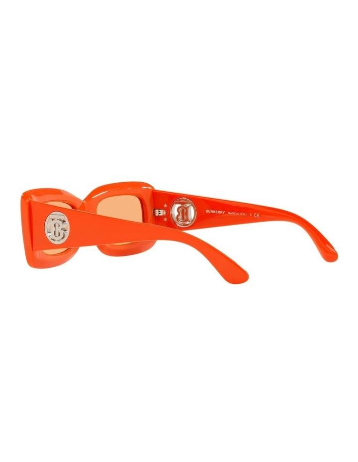 BE4343 Orange Sunglasses image 5