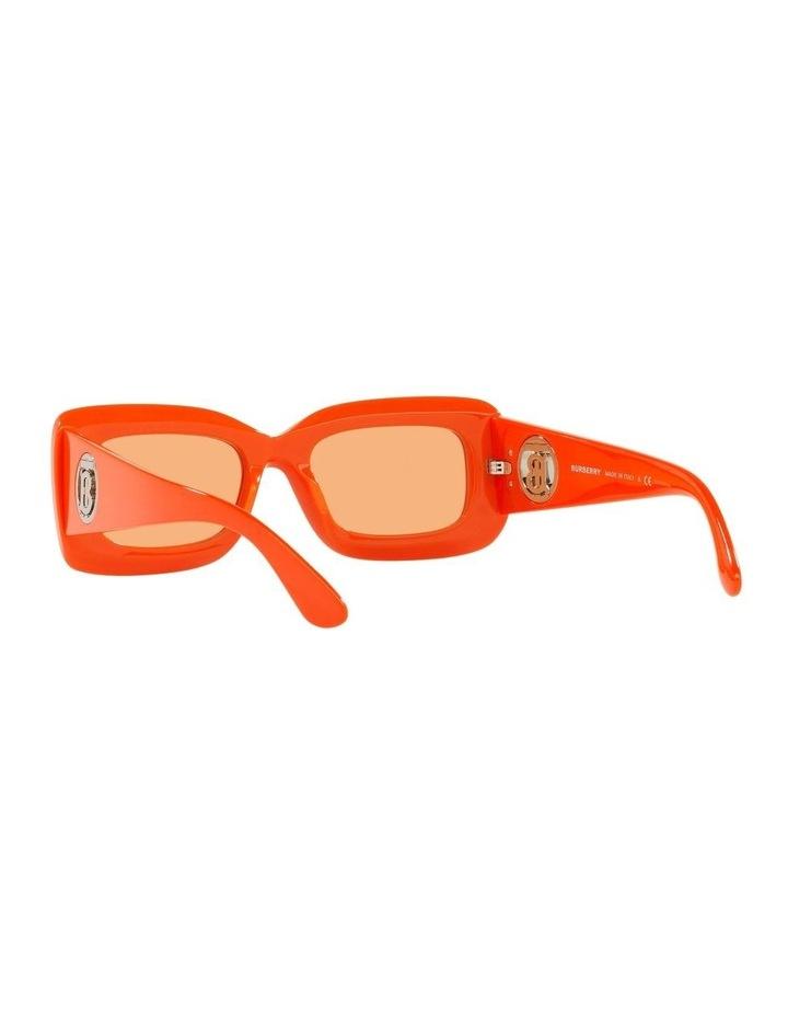 BE4343 Orange Sunglasses image 6