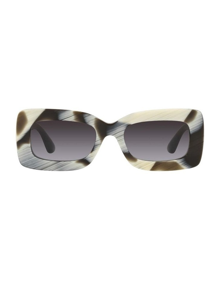 BE4343 Brown Horn/beige Sunglasses image 2