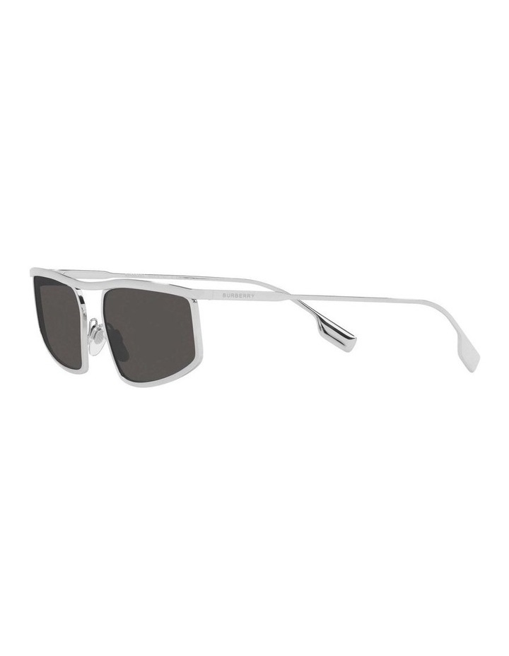 BE3129 Silver Sunglasses image 3