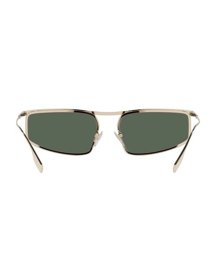 BE3129 Light Gold Sunglasses image 7