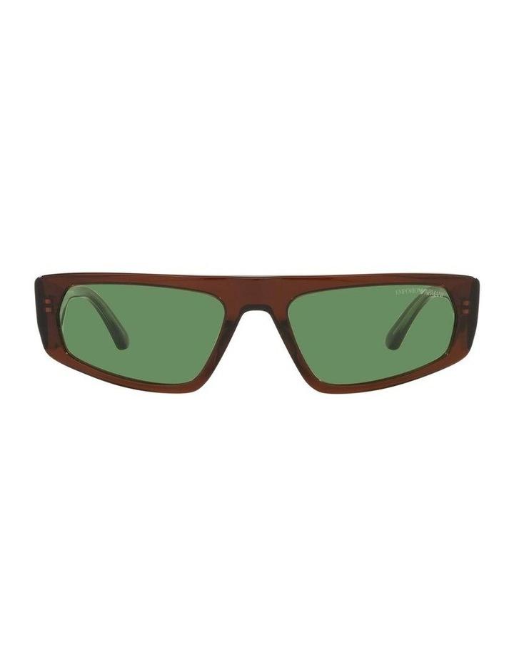 EA4168 Brown Sunglasses image 2