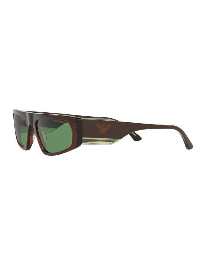 EA4168 Brown Sunglasses image 3