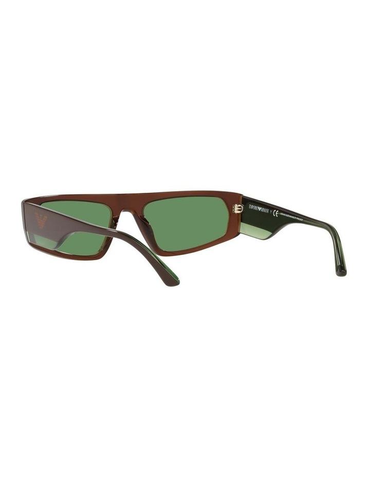 EA4168 Brown Sunglasses image 6