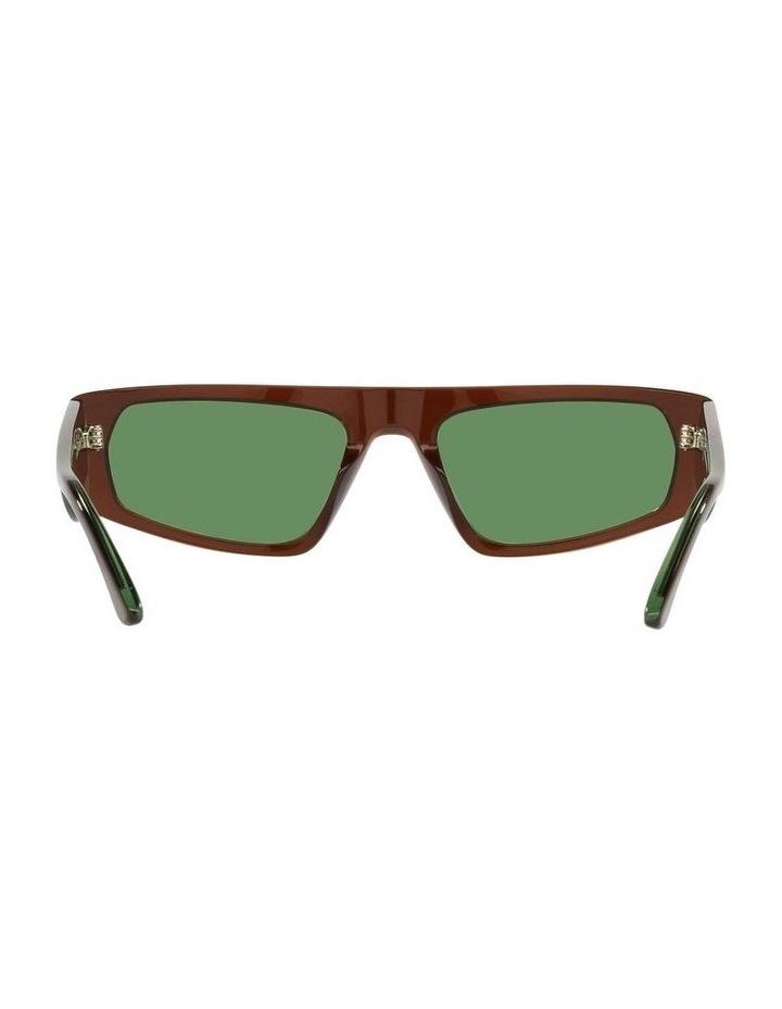 EA4168 Brown Sunglasses image 7