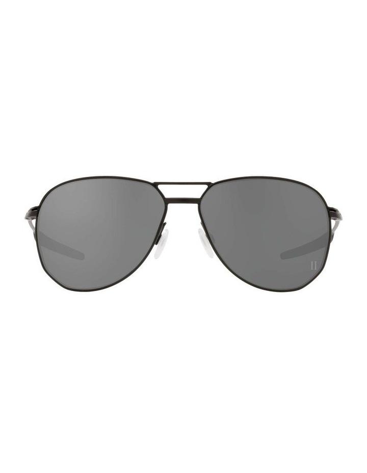 OO4147 Contrail Satin Black Sunglasses image 2