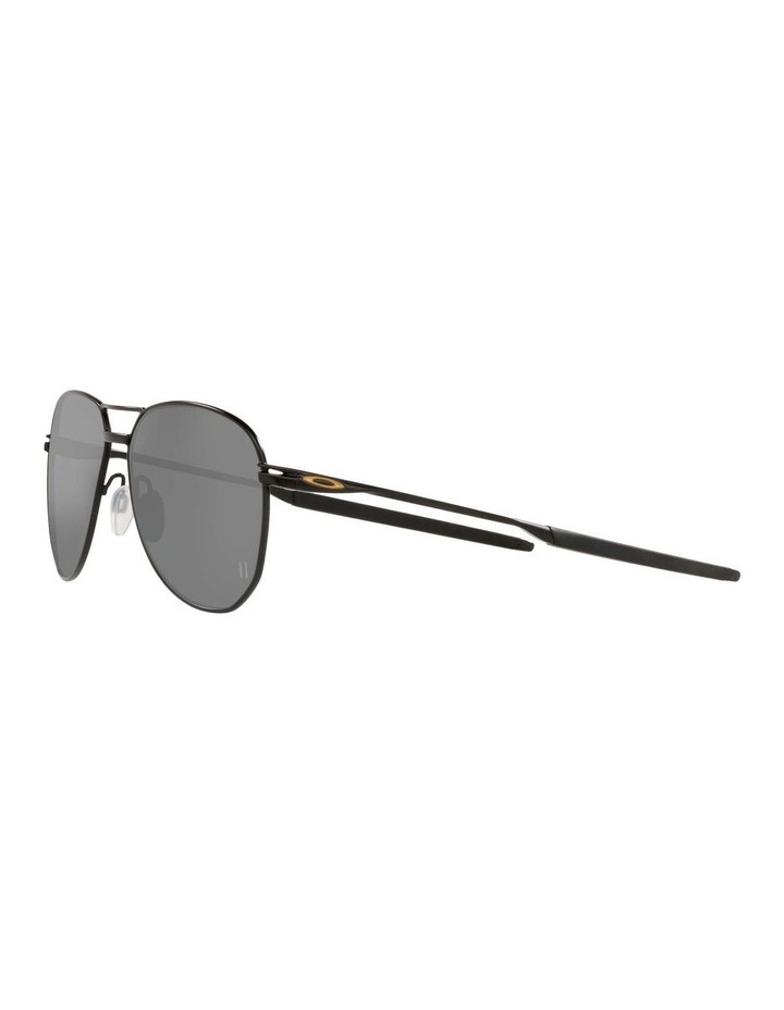 OO4147 Contrail Satin Black Sunglasses image 3