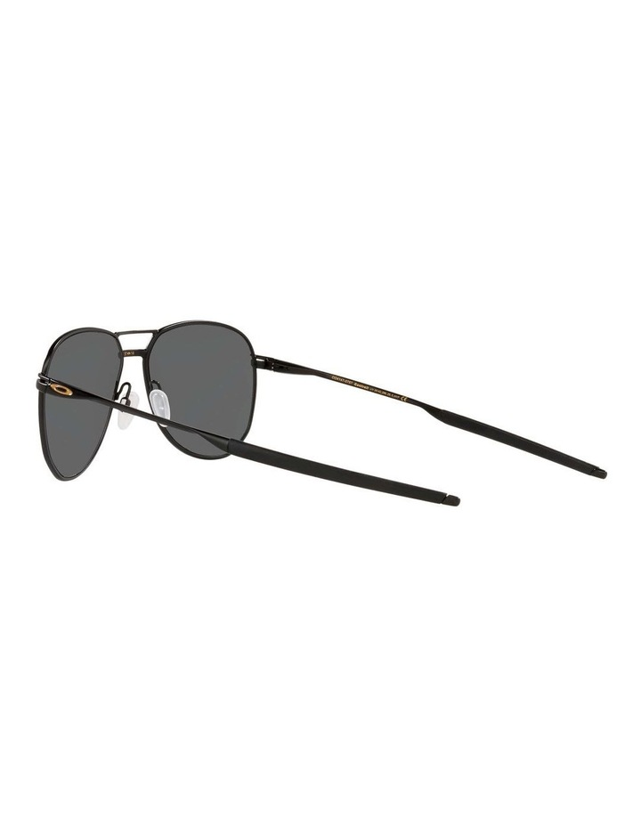 OO4147 Contrail Satin Black Sunglasses image 5