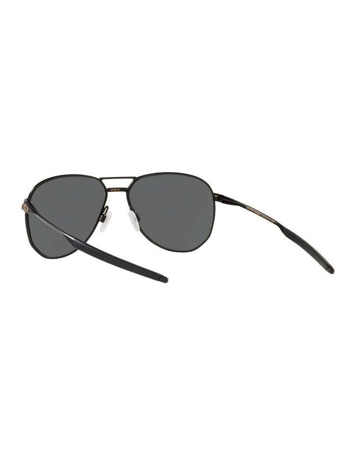 OO4147 Contrail Satin Black Sunglasses image 6