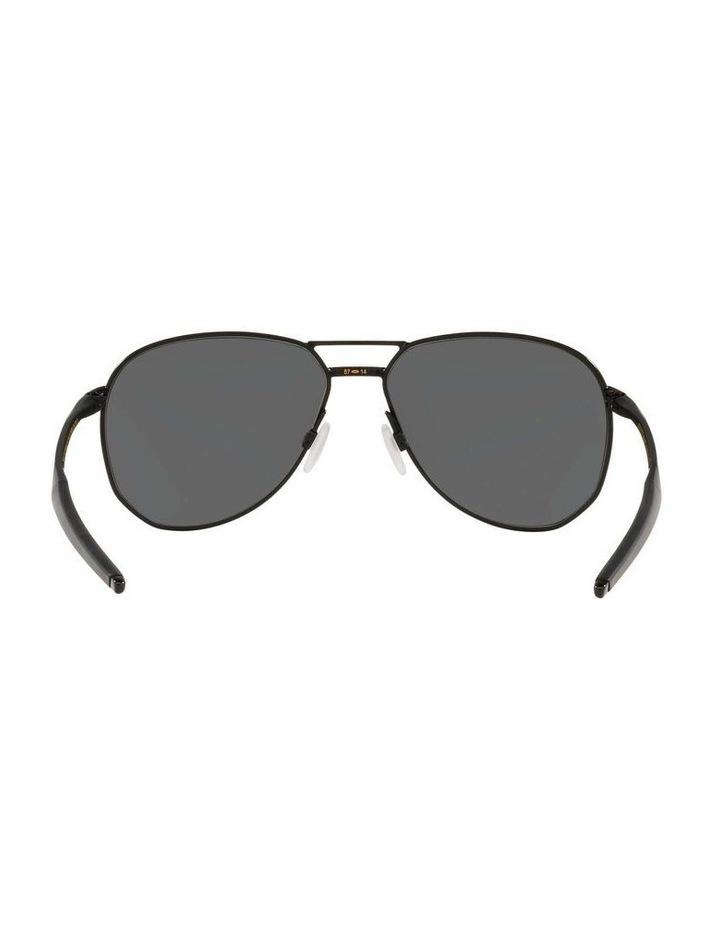 OO4147 Contrail Satin Black Sunglasses image 7