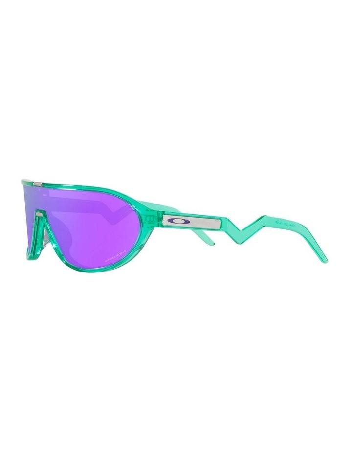 OO9467 Cmdn Trans Celeste Sunglasses image 3
