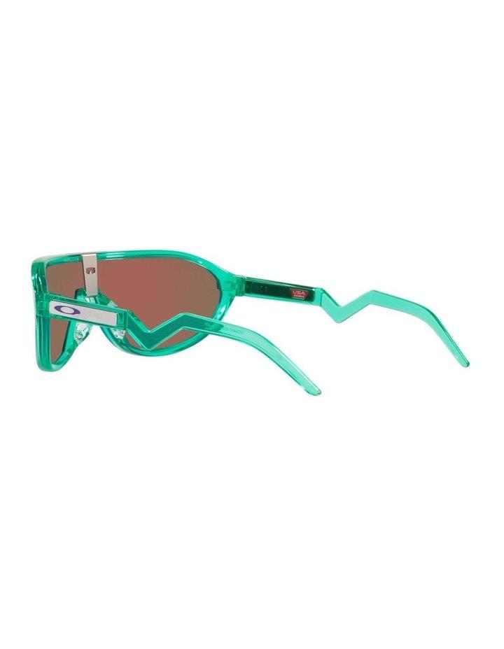 OO9467 Cmdn Trans Celeste Sunglasses image 5