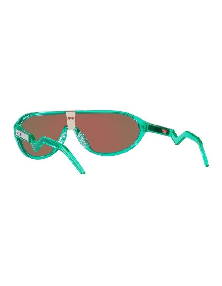 OO9467 Cmdn Trans Celeste Sunglasses image 6