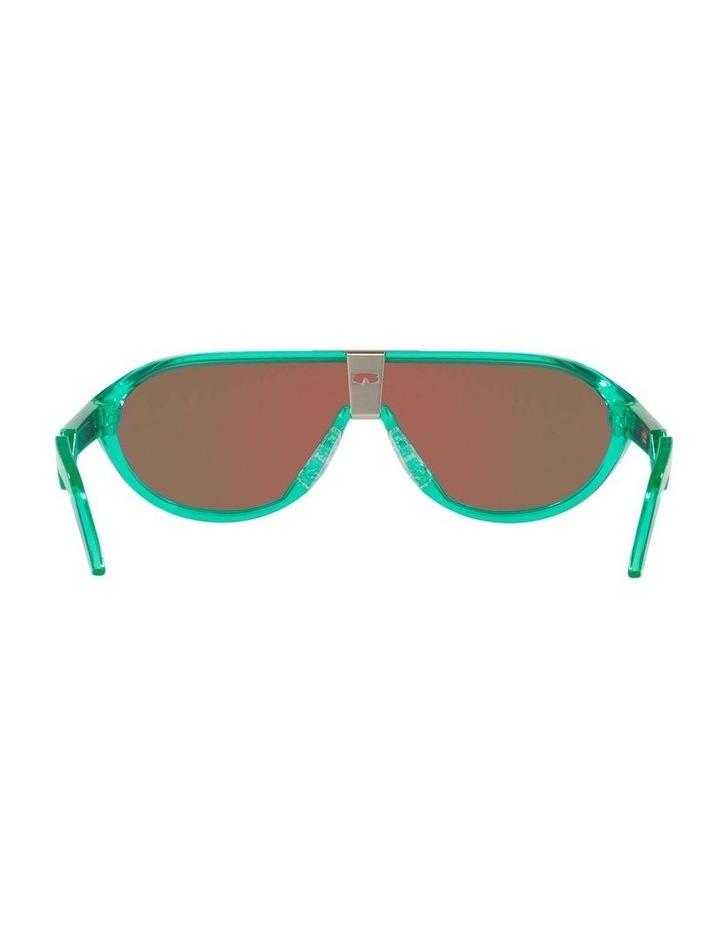 OO9467 Cmdn Trans Celeste Sunglasses image 7