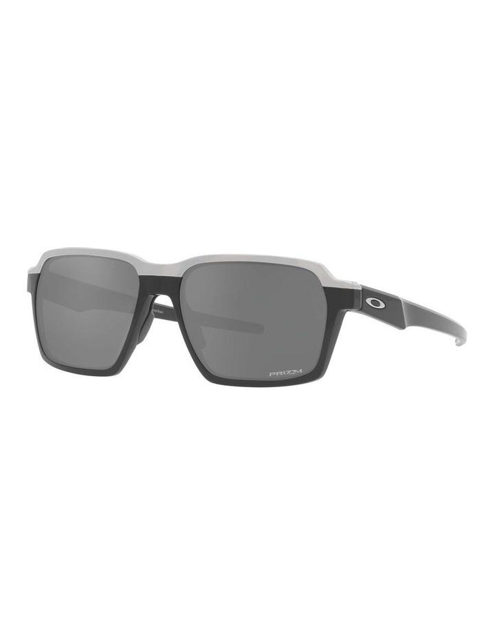 OO4143 Parlay Polished Black Sunglasses image 1