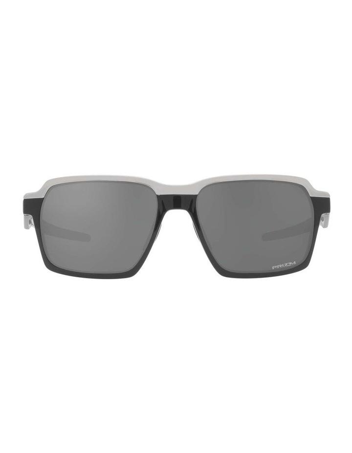 OO4143 Parlay Polished Black Sunglasses image 2