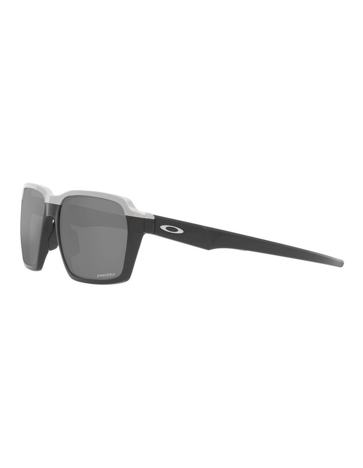 OO4143 Parlay Polished Black Sunglasses image 3