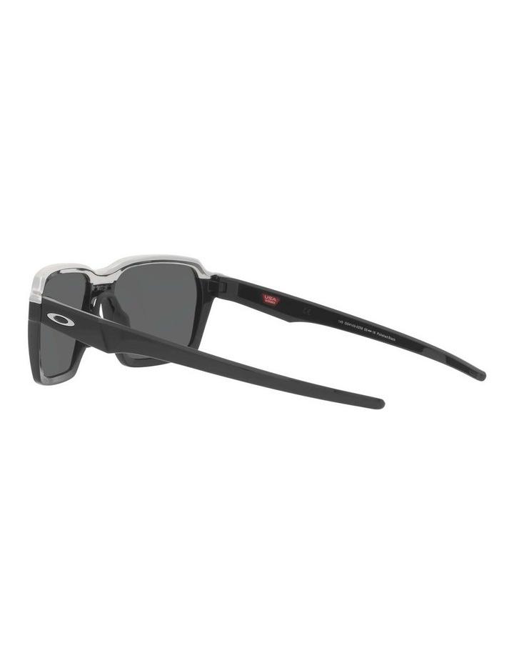 OO4143 Parlay Polished Black Sunglasses image 5