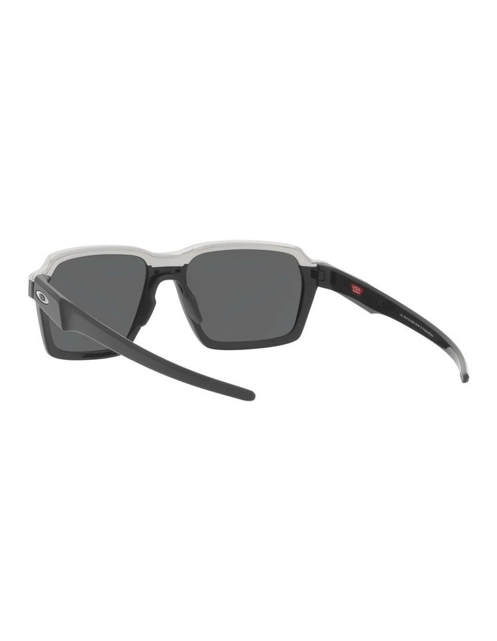 OO4143 Parlay Polished Black Sunglasses image 6