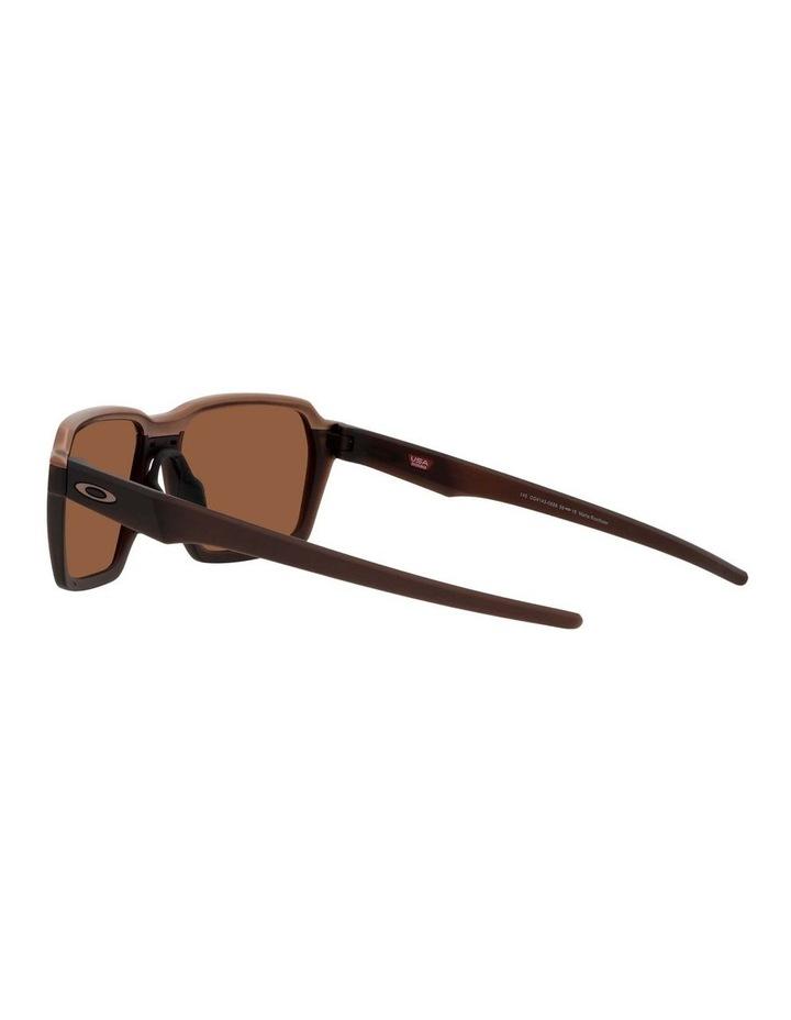 OO4143 Parlay Matte Rootbeer Polarised Sunglasses image 5