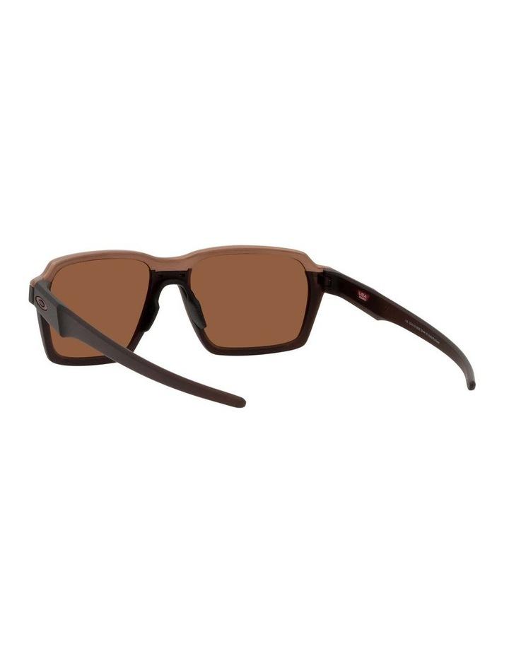 OO4143 Parlay Matte Rootbeer Polarised Sunglasses image 6