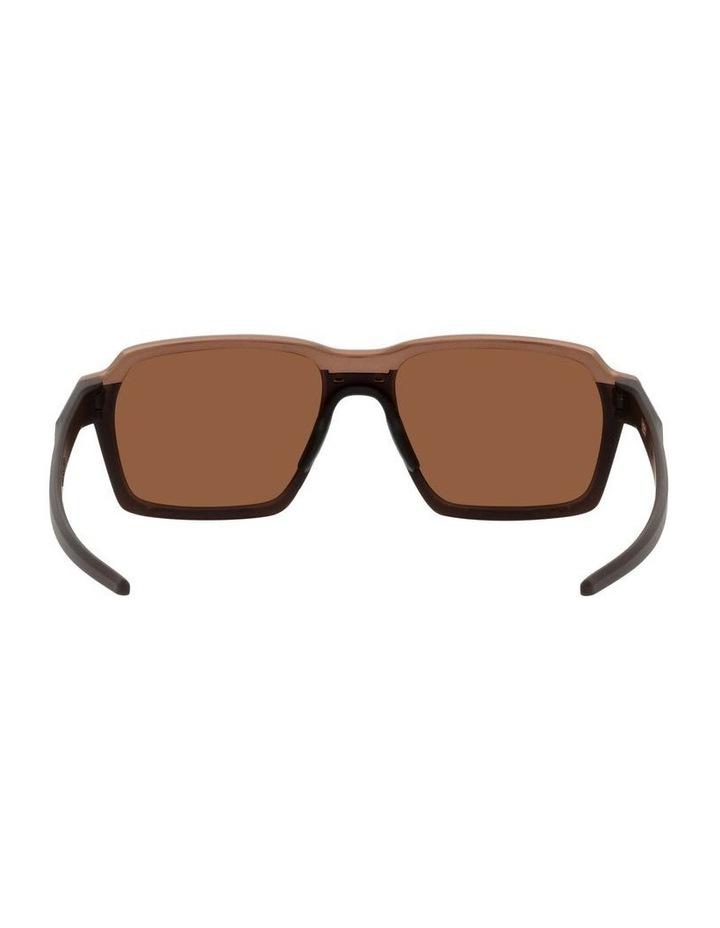 OO4143 Parlay Matte Rootbeer Polarised Sunglasses image 7