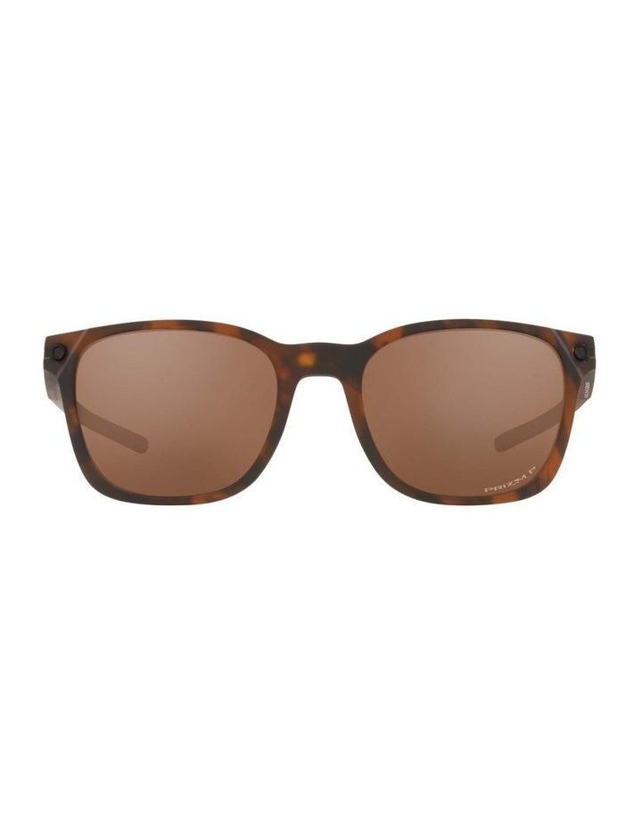 OO9018 Ojector Matte Brown Tortoise Polarised Sunglasses image 2