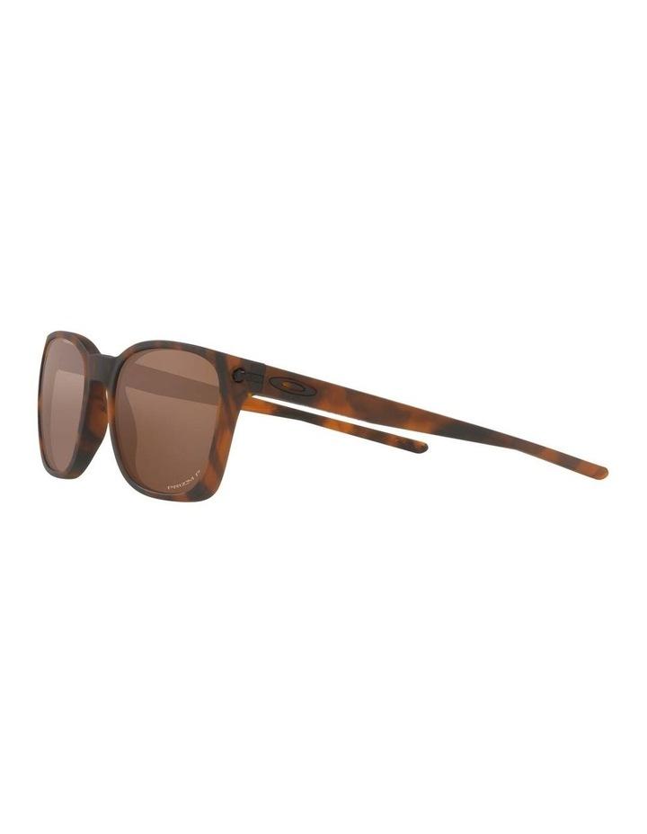 OO9018 Ojector Matte Brown Tortoise Polarised Sunglasses image 3