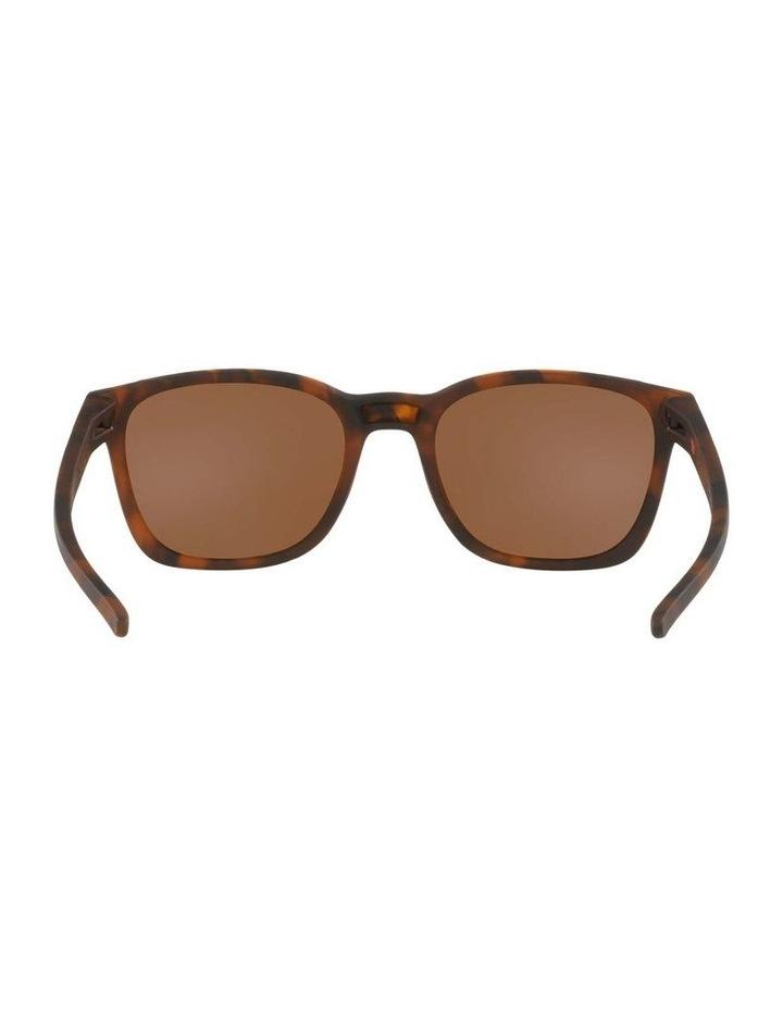 OO9018 Ojector Matte Brown Tortoise Polarised Sunglasses image 7