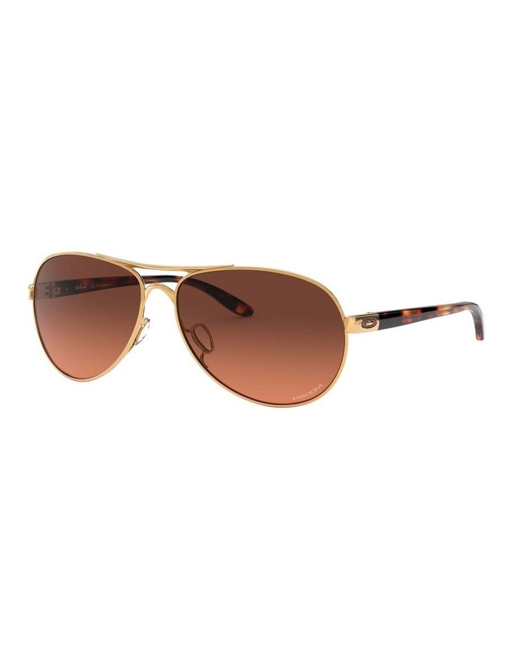 OO4079 Feedback Gold Sunglasses image 1