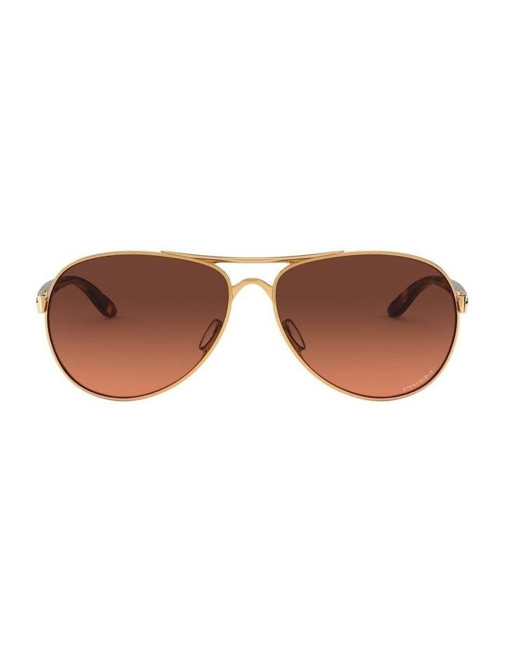 OO4079 Feedback Gold Sunglasses image 2