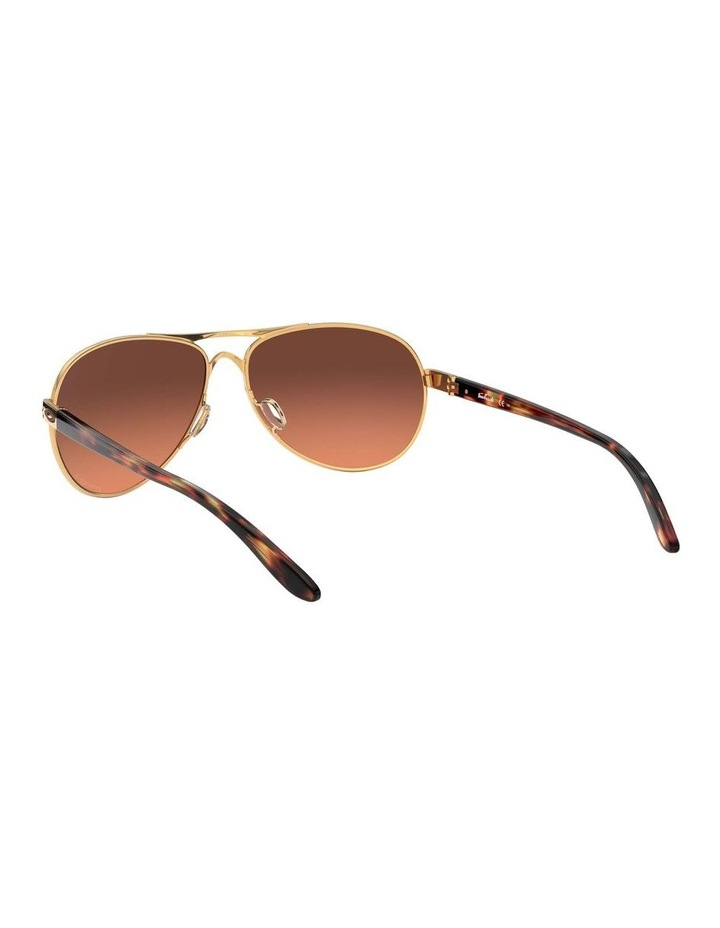 OO4079 Feedback Gold Sunglasses image 6