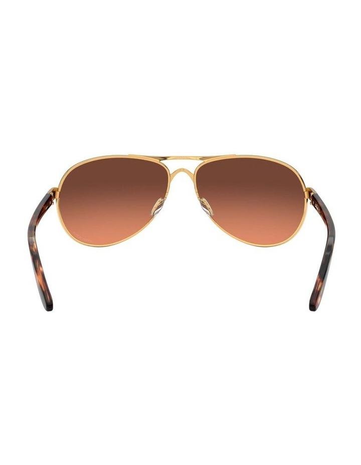 OO4079 Feedback Gold Sunglasses image 7