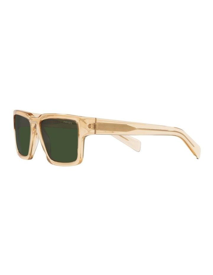 PR 09YS Amber Crystal Sunglasses image 3