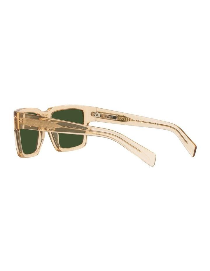 PR 09YS Amber Crystal Sunglasses image 5
