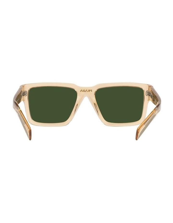 PR 09YS Amber Crystal Sunglasses image 7