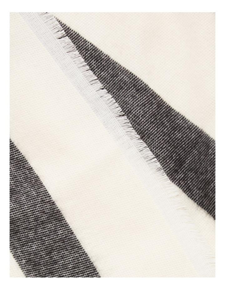 Wide Stripe Scarf image 3