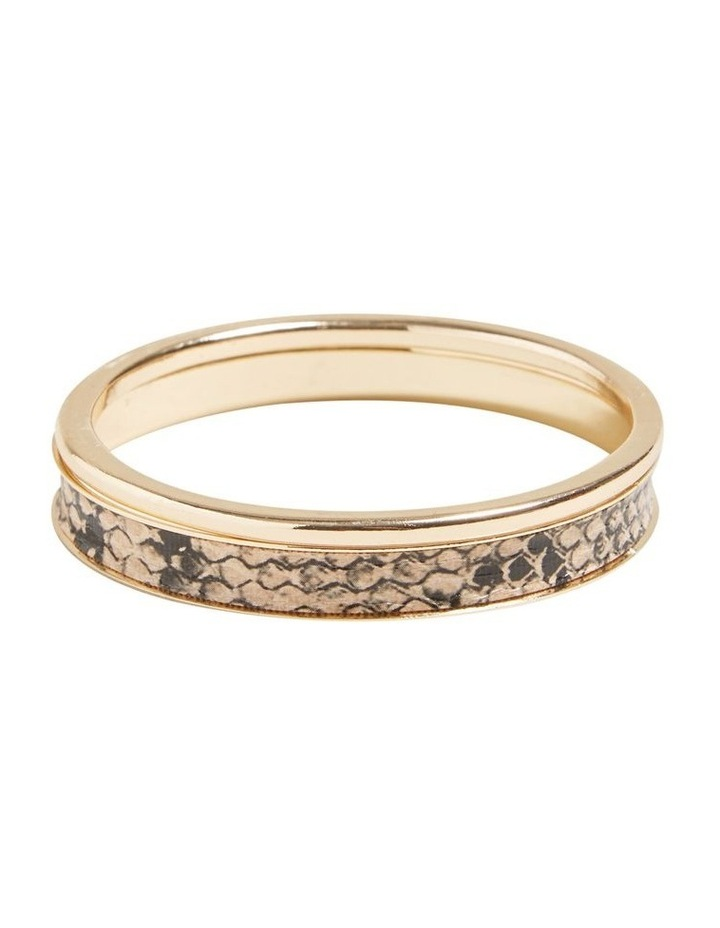 Snake Bangle Set image 1