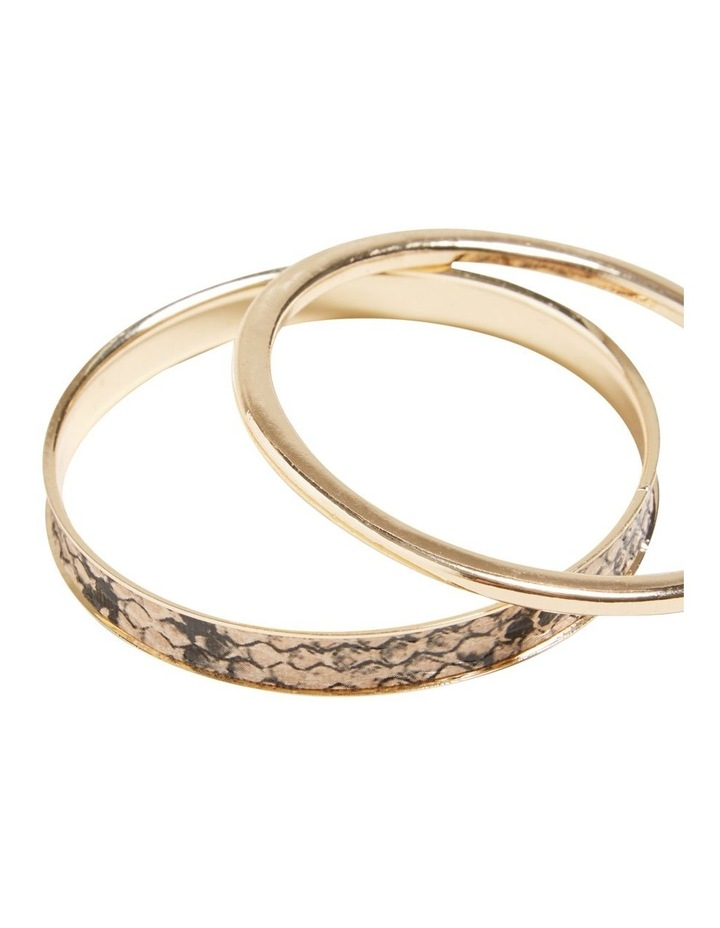 Snake Bangle Set image 3
