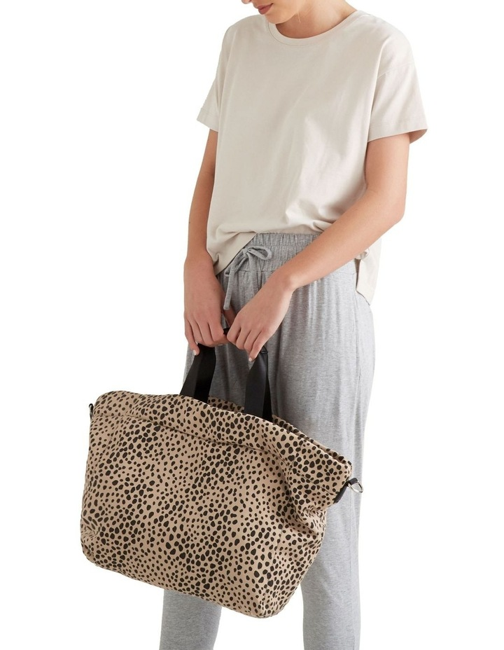 Cheetah Print Tote image 2